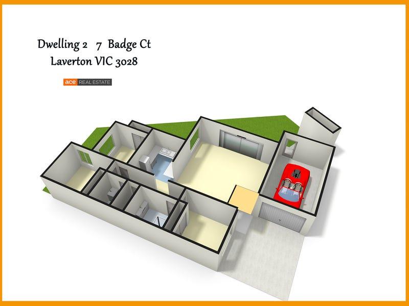 2/7 Badge Court, Laverton, Vic 3028