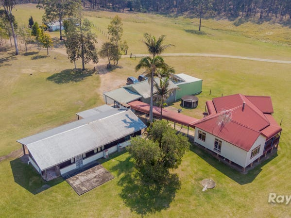 81 Foster Hut Lane, Pillar Valley, NSW 2462