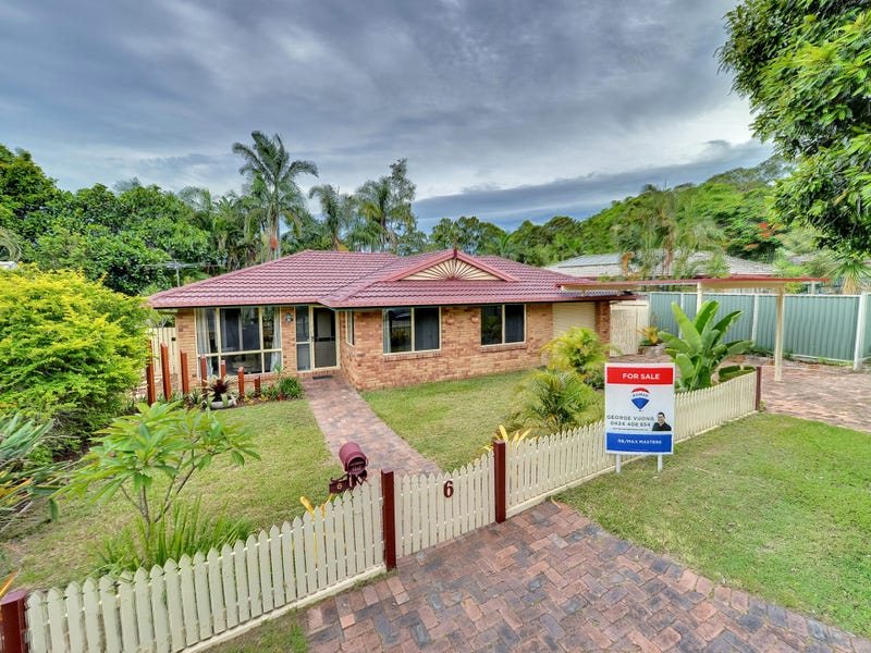 6 Baxter Cr, Forest Lake, Qld 4078