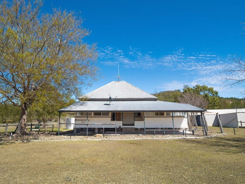 528 Snake Ridge Road, Cement Mills, Qld 4352