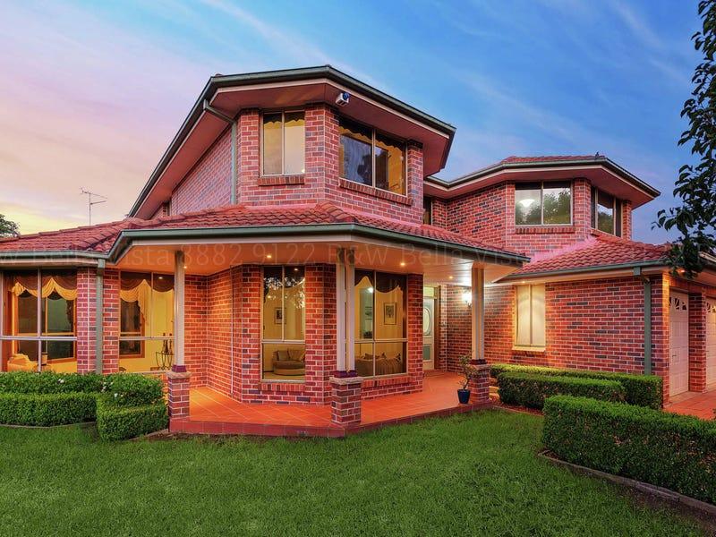 27 Sanctuary Drive, Beaumont Hills, NSW 2155