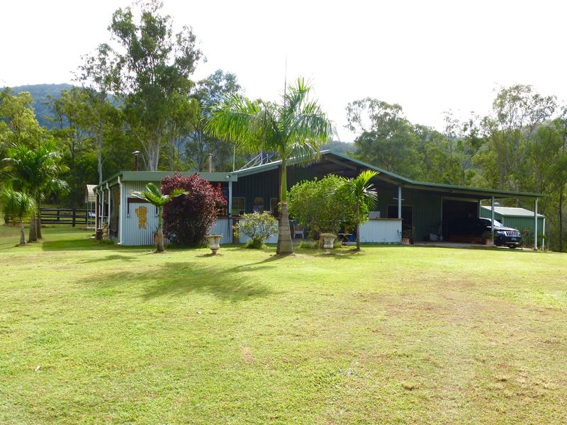 292 Forestry Road, Colosseum, Qld 4677