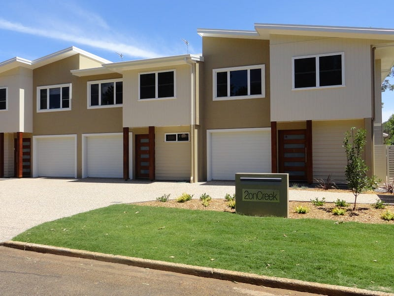 2/2A Creek Street, East Toowoomba, Qld 4350