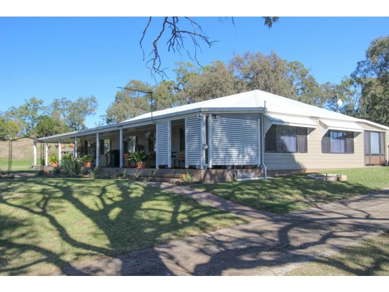 220 Old Homebush Road, Gowrie Junction, Qld 4352