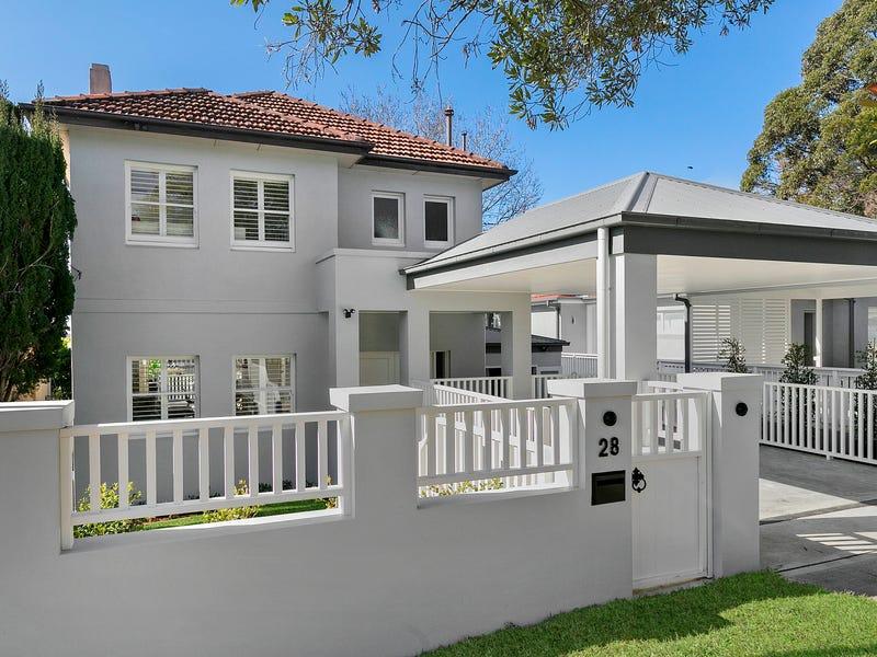 28 Lewis Street, Balgowlah Heights, NSW 2093