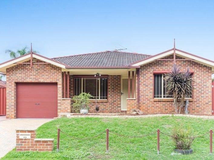 12 Bellingen Way, Hoxton Park, NSW 2171