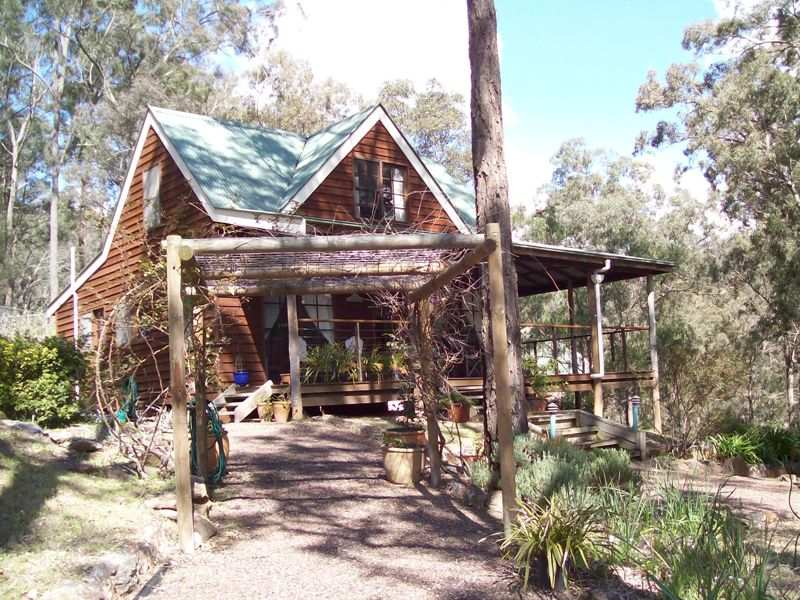 163 Blaxlands Arm Road, Wollombi, NSW 2325