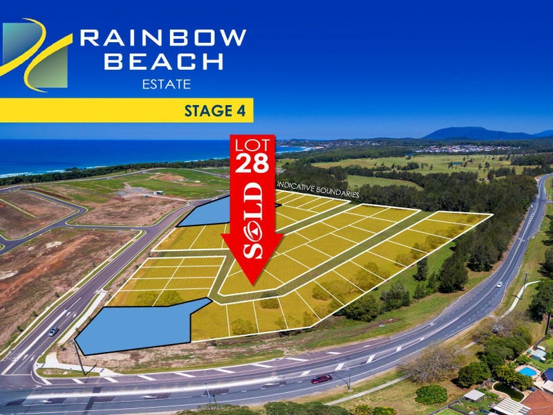Lot 28 Rainbow Beach Estate, Lake Cathie, NSW 2445