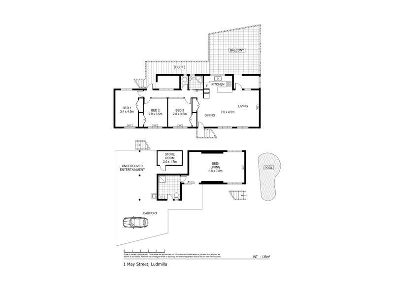 1 May St, Ludmilla, NT 0820 - floorplan