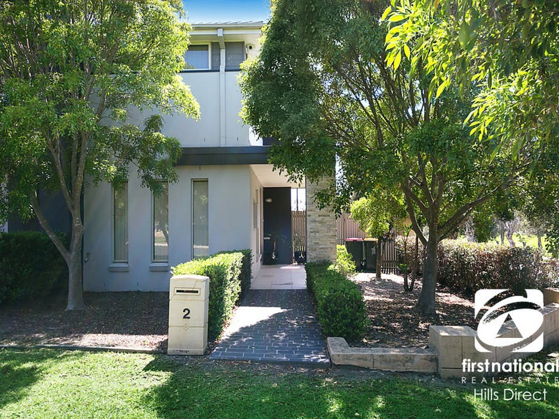 2 Newport Way, Stanhope Gardens, NSW 2768