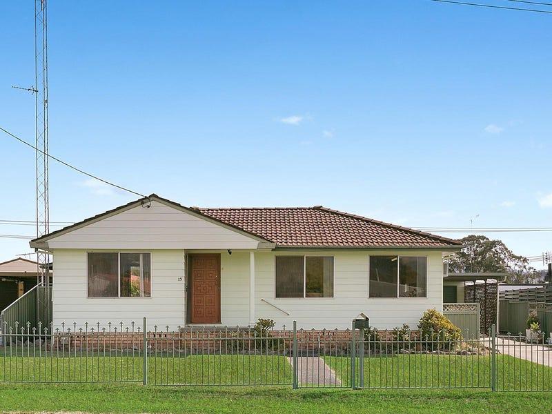15 Balmoral Avenue, Cessnock, NSW 2325