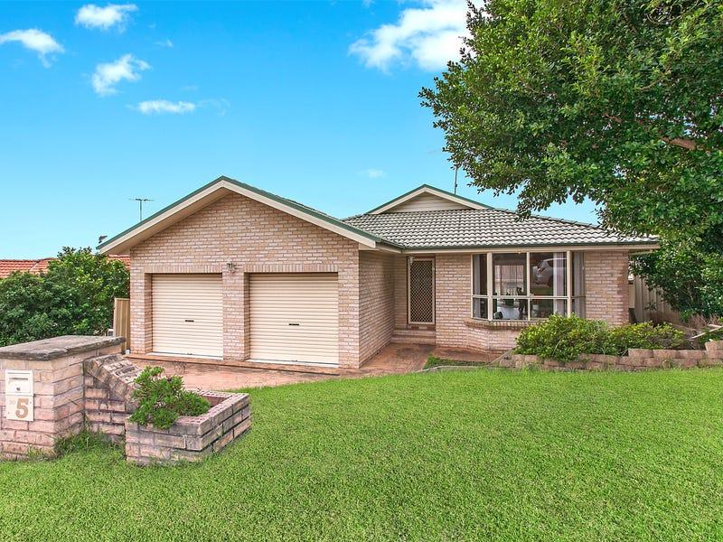 5 Edward Howe Place, Narellan Vale, NSW 2567