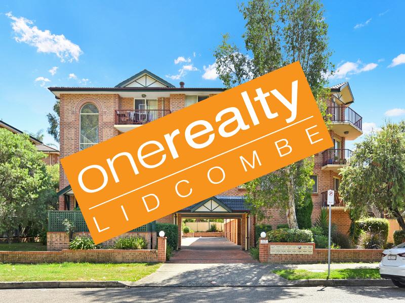 11/14-16 Clarence Street, Lidcombe, NSW 2141