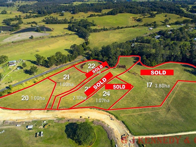Lot 20 Wattlebird Estate, Nambucca Heads, NSW 2448