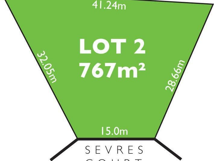 Lot 2 Sevres Court, Modbury Heights, SA 5092