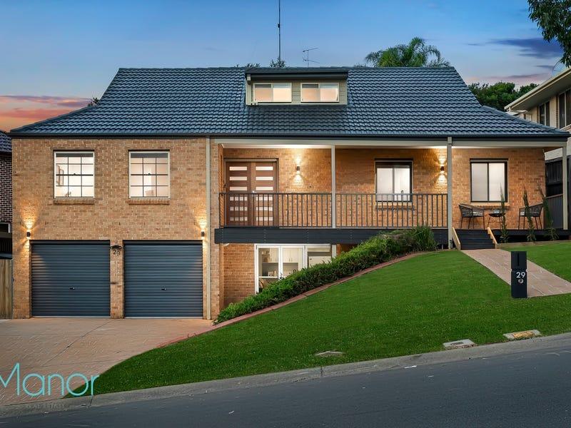 29 Duncraig Drive, Kellyville, NSW 2155