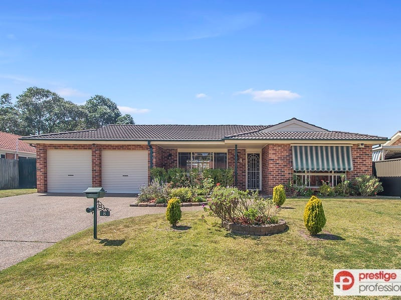 8 Cassinia Court, Wattle Grove, NSW 2173