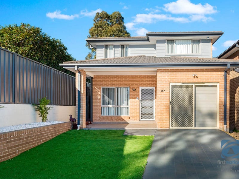 27 Summerfield Avenue, Quakers Hill, NSW 2763