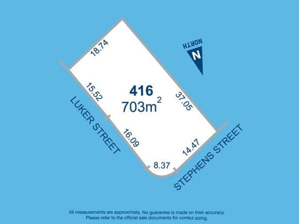 1 Stephens Street (Lot 416, Horsham, Vic 3400