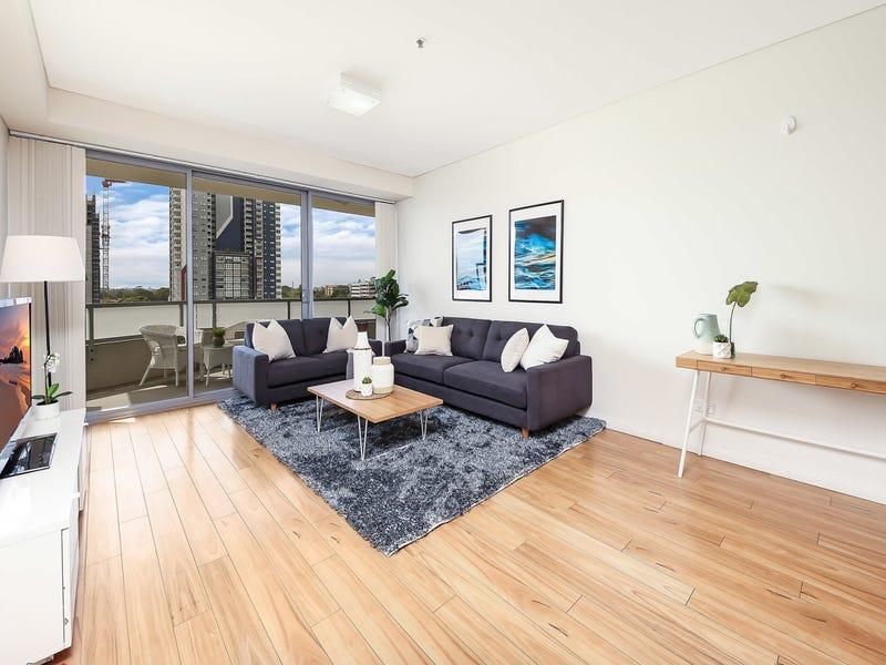 A707/1-17 Elsie Street, Burwood, NSW 2134
