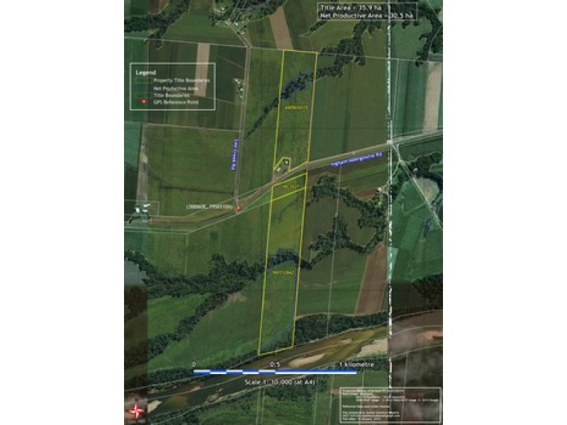 Ingham-Abergowrie Road, Abergowrie, Qld 4850