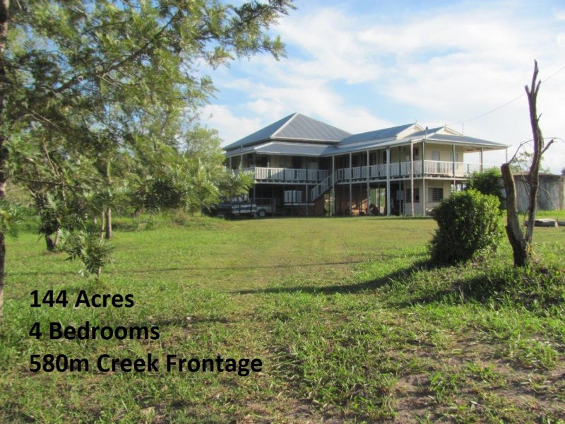 Lot 72 Tableland Road, Mount Maria, Qld 4674