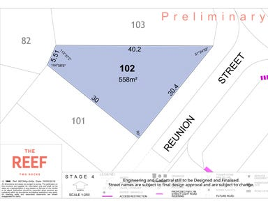 Lot 102, Reunion Street, Two Rocks, WA 6037