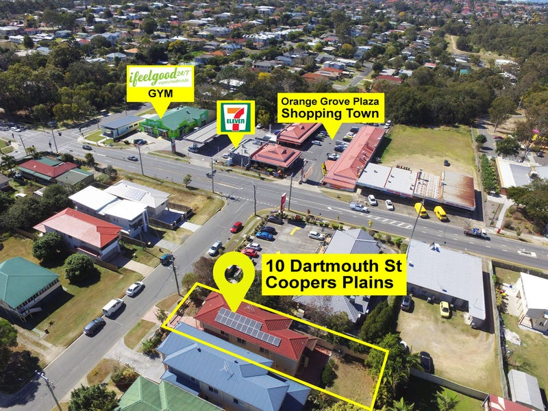 10 Dartmouth St, Coopers Plains, Qld 4108