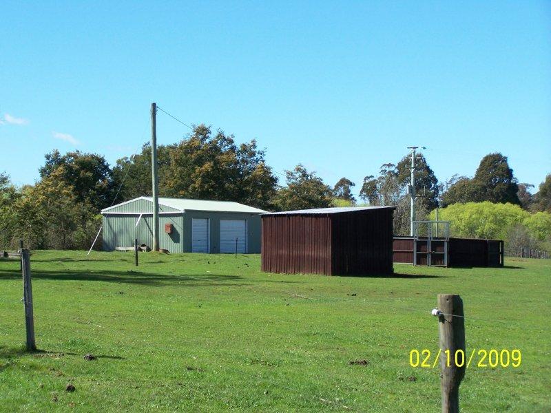 1655 Bridgenorth Rd, Rosevale, Tas 7292