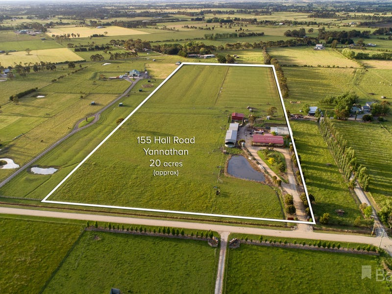 155 Hall Road, Yannathan, Vic 3981