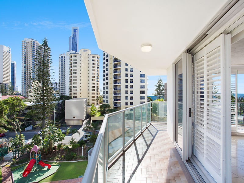 Unit 4D 'Peninsula' 5 Clifford Street, Surfers Paradise