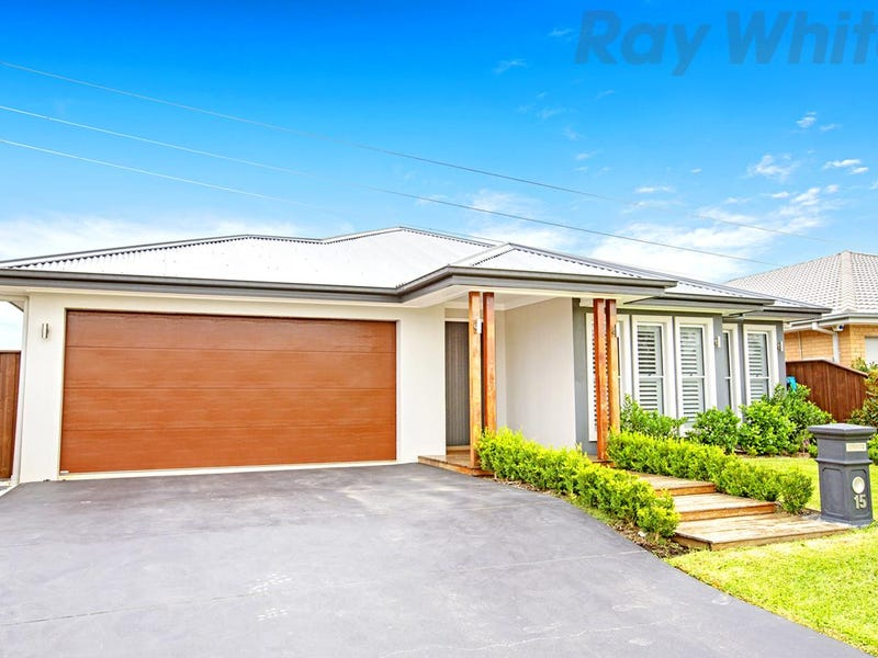 15 Mary Wade Place, Carnes Hill, NSW 2171