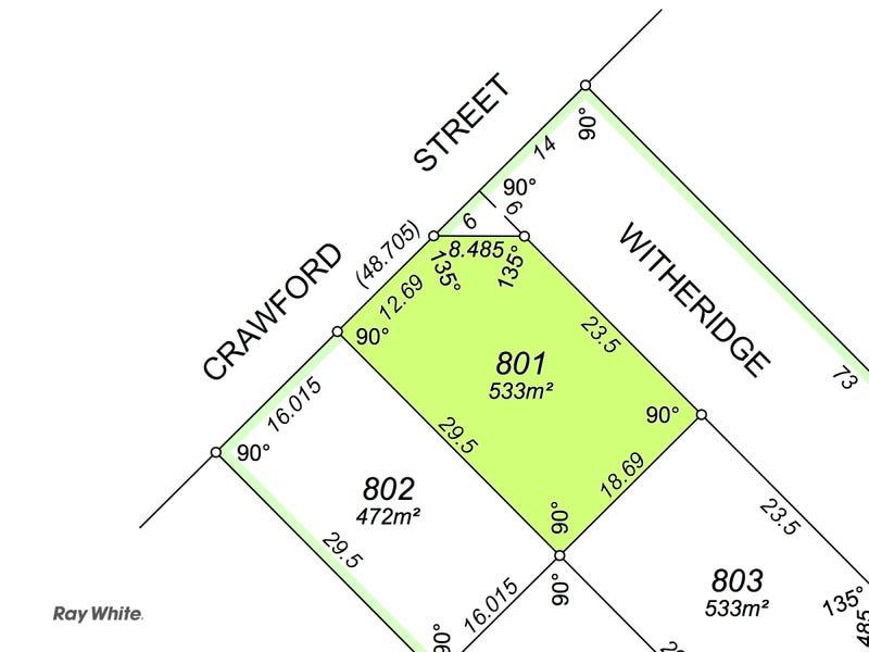 Lot 801/85-87 Crawford Street, East Cannington, WA 6107