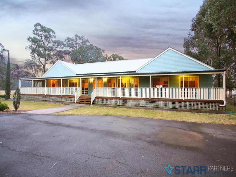 329 Hinxman Road, Castlereagh, NSW 2749