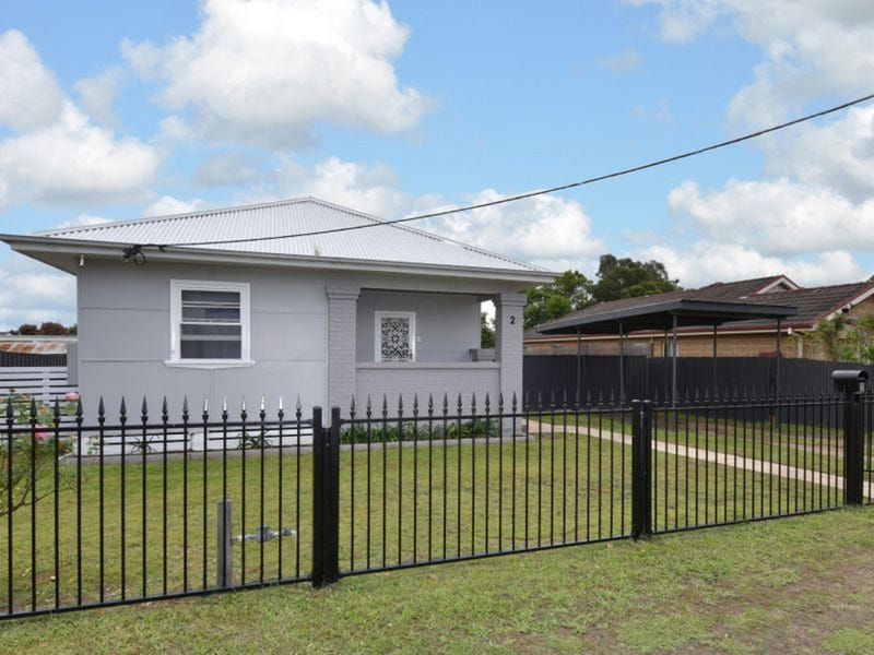 2 Edgeworth Street, Cessnock, NSW 2325