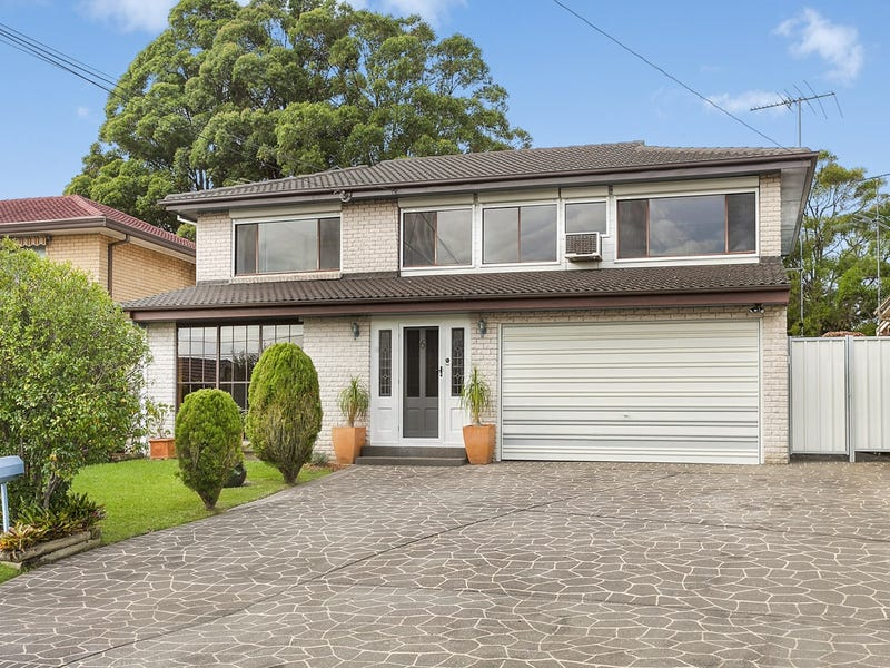 6 Renmark Place, Engadine, NSW 2233