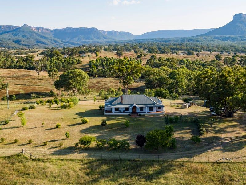 1800 GLEN DAVIS RD, Capertee, NSW 2846