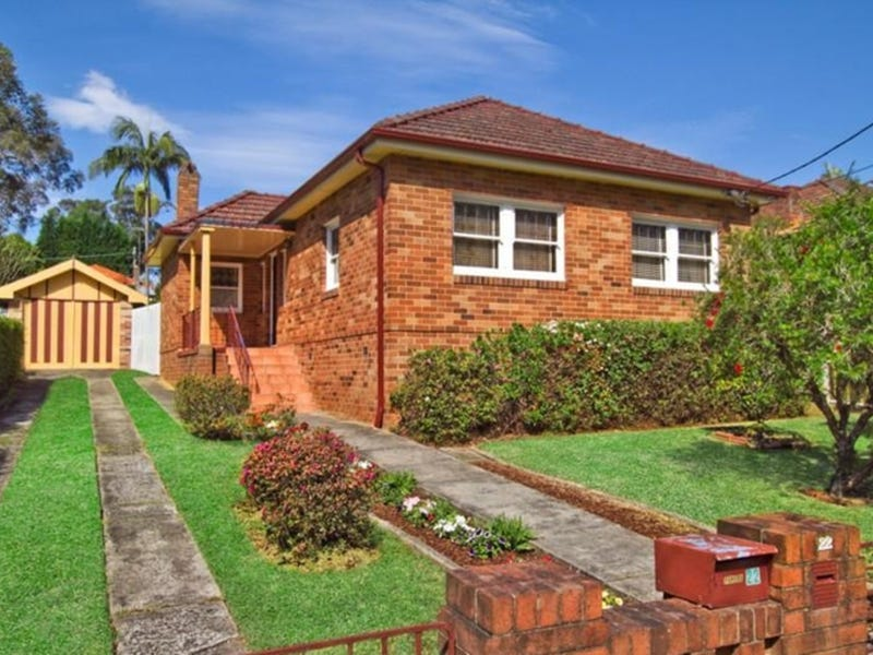 22 Graham Avenue, Eastwood, NSW 2122