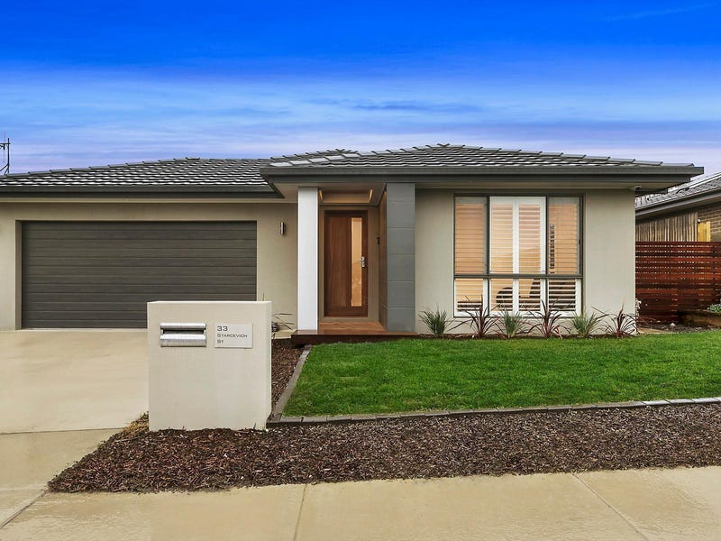 33 Starcevich Crescent, Jacka, ACT 2914