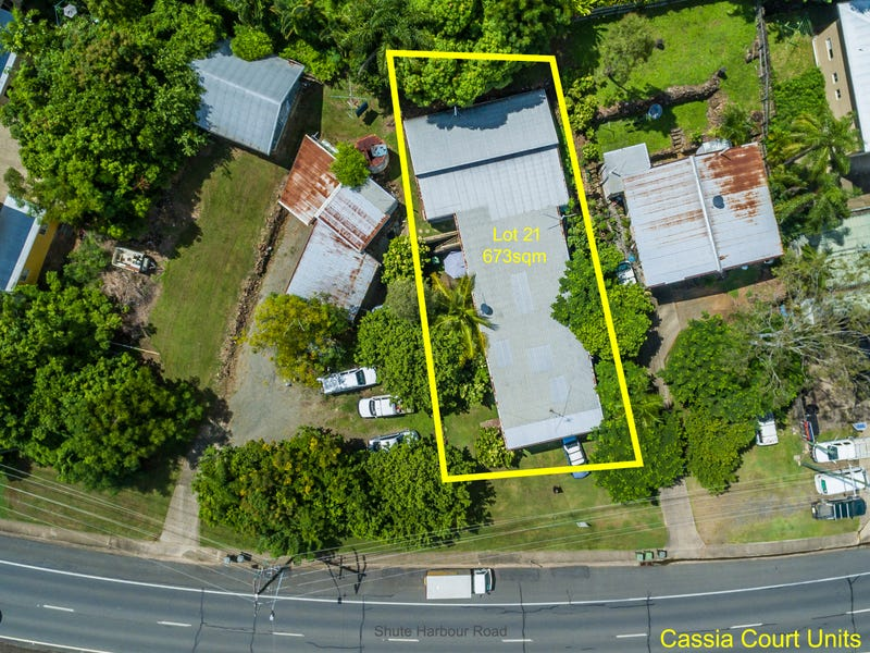 1-5 / 146 Shute Harbour Road, Cassia Court Units,, Cannonvale, Qld 4802