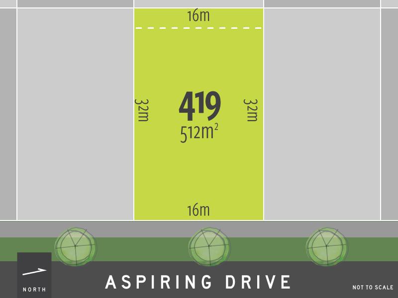 Lot 419, Aspiring Drive, Huntly, Vic 3551