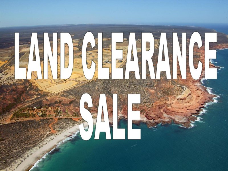 Lot 277 Beagle Road, Kalbarri, WA 6536