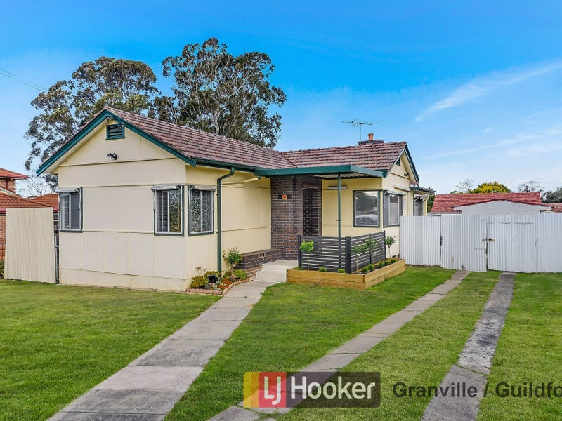 6 Oakleigh Avenue, Granville, NSW 2142
