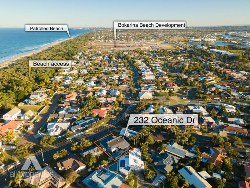 232 Oceanic Drive, Bokarina, Qld 4575