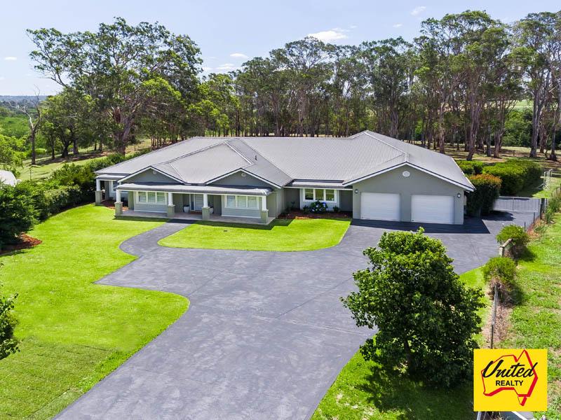 65 Sunnyside Drive, Ellis Lane, NSW 2570