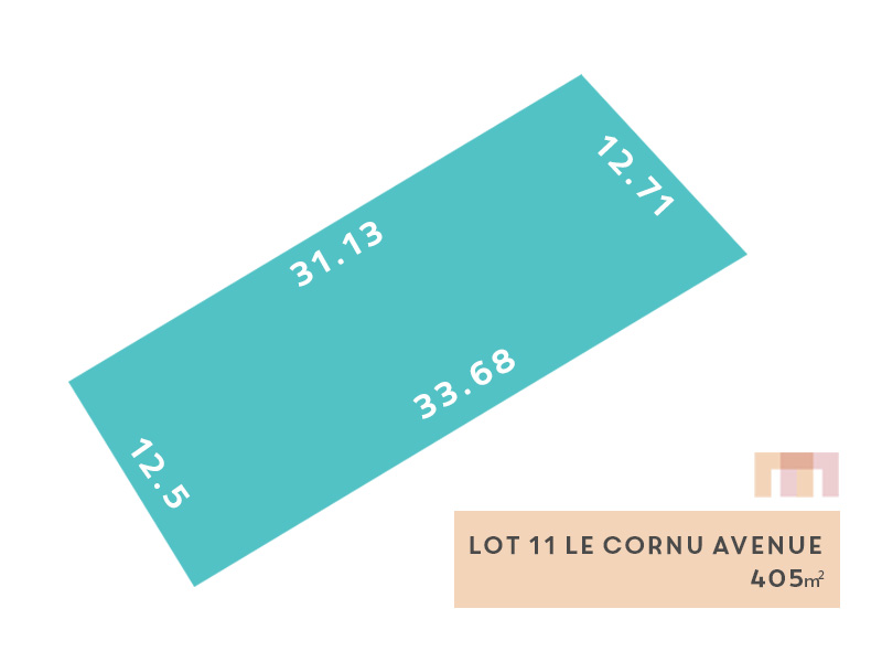 Lot 11, Le Cornu Avenue (Morphettville), Morphettville, SA 5043