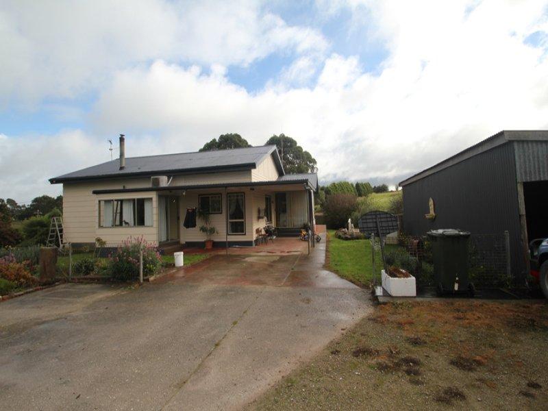 117 Faheys Lane, Irishtown, Tas 7330