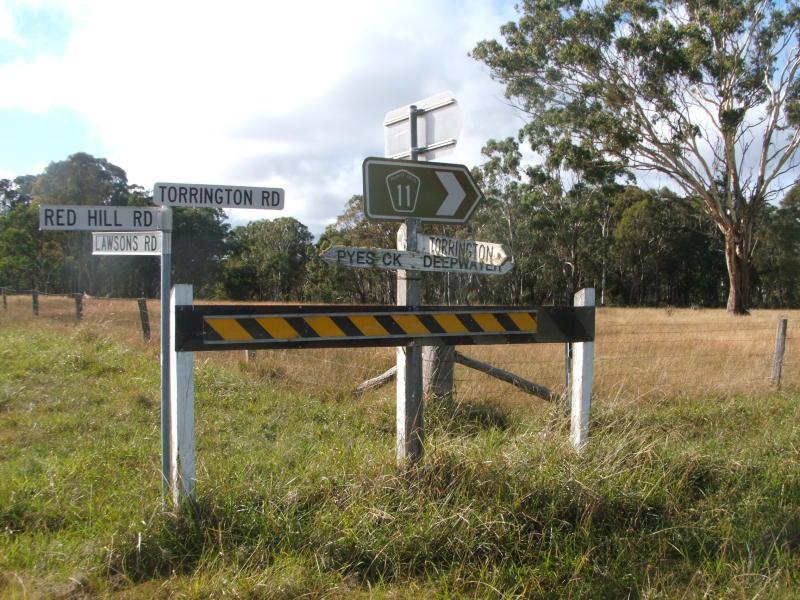 Torrington Rd, Stannum, NSW 2371