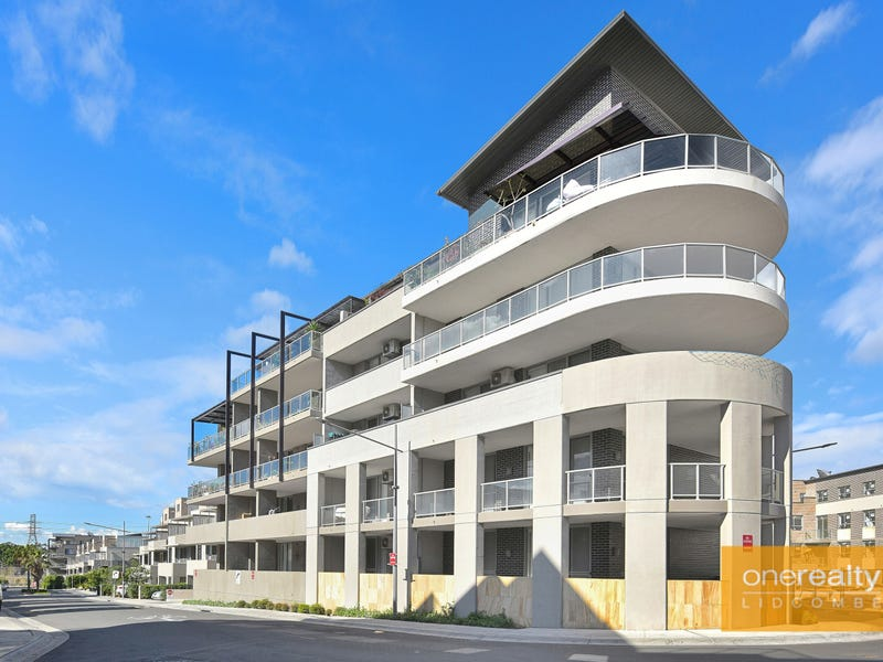 G302/81-86 COURALLIE AVENUE, Homebush West, NSW 2140