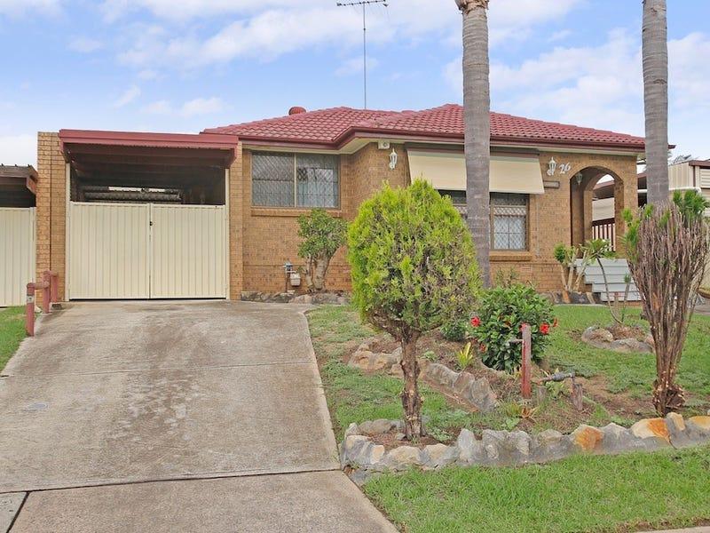 26 Horatio Street, Rosemeadow, NSW 2560